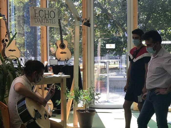 Toulouse. Beau succès pour les Internationales de la Guitare cdr