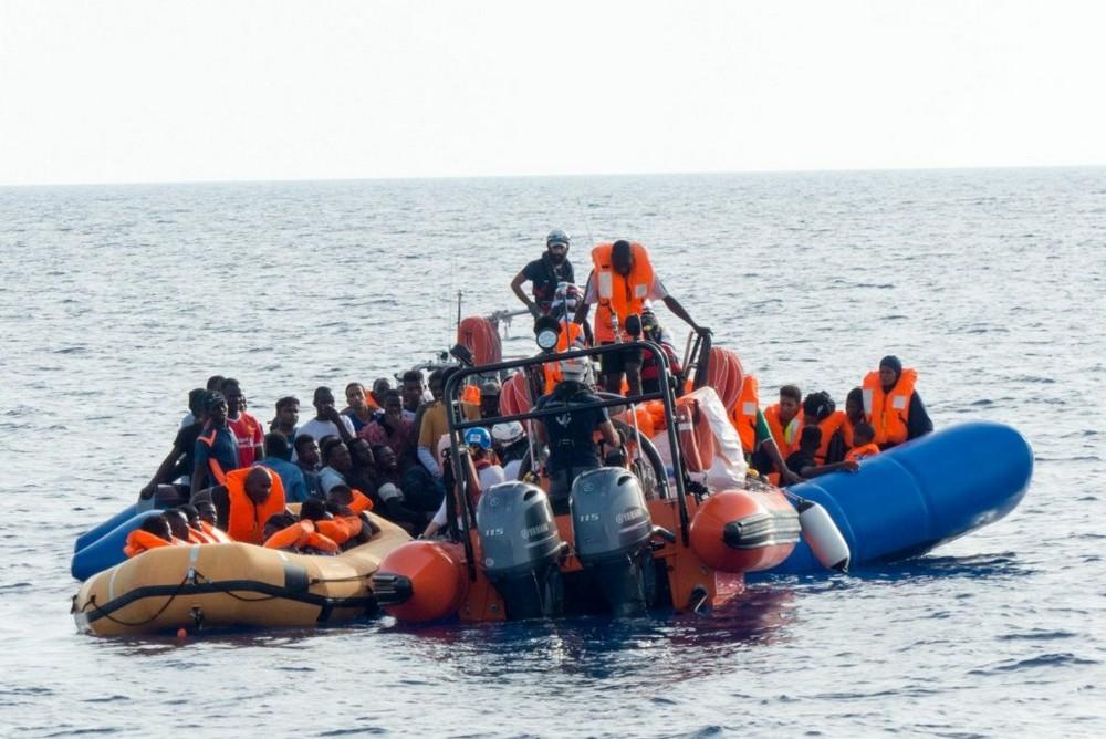 Occitanie. La Région lance une plateforme de solidarité avec SOS Méditerranée Photo : SOS Méditerranée/cdr